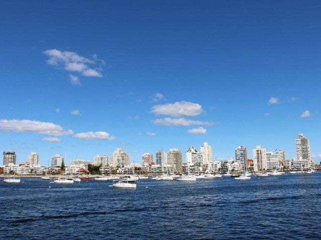 Principais destinos de ferry em Punta del Este